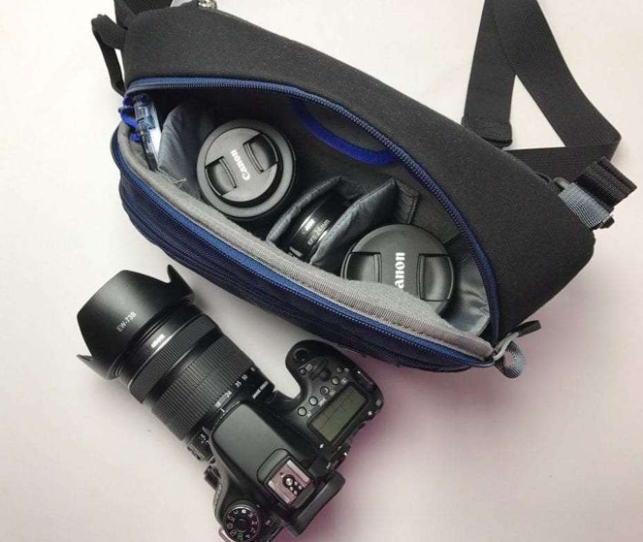 Think Tank Photo TurnStyle 5 Sling Camera Bag REVIEW