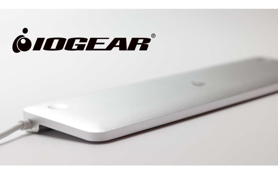 IOGEAR USB-C Ultra-Slim Docking Station REVIEW