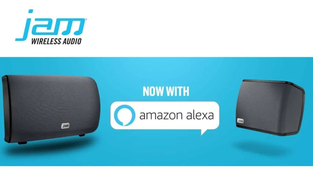 JAM Audio Debuts Amazon Alexa Integration NEWS