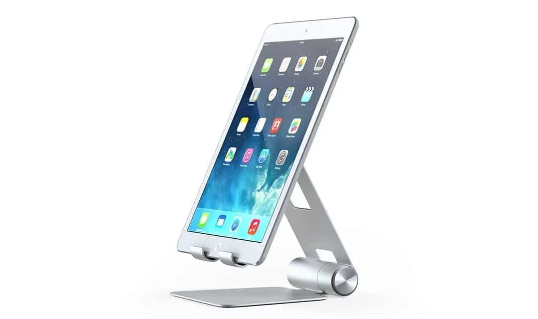 Satechi's New R1 Aluminum Foldable Stand Elevates Tablets NEWS