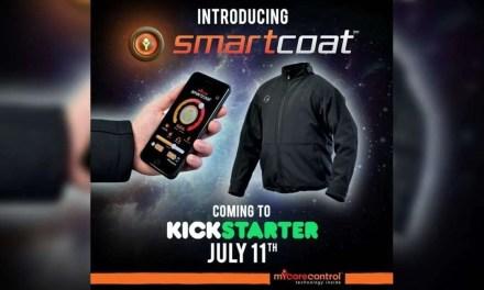 SmartCoat Launches on Kickstarter NEWS