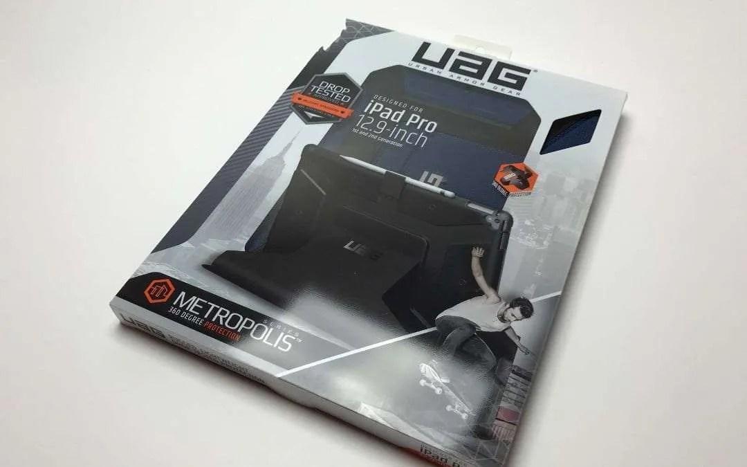 buy online 2fec8 89700 UAG Metropolis iPad Pro Case REVIEW | Mac Sources