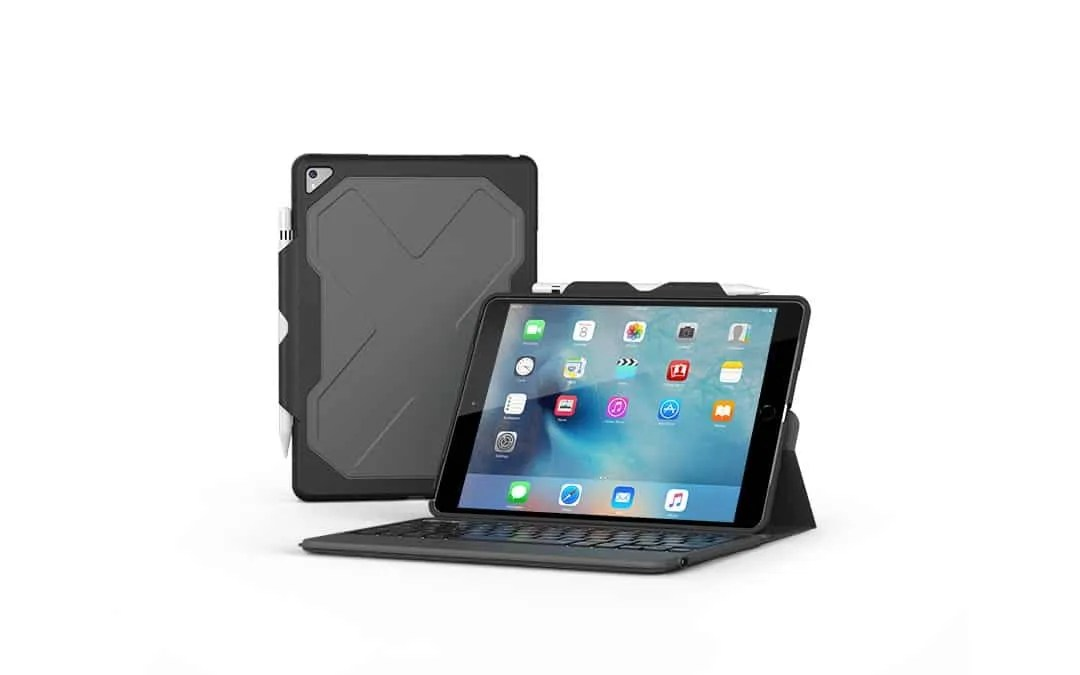 ZAGG Introduces the Rugged Messenger Wireless Keyboard for the 10.5-inch iPad Pro NEWS
