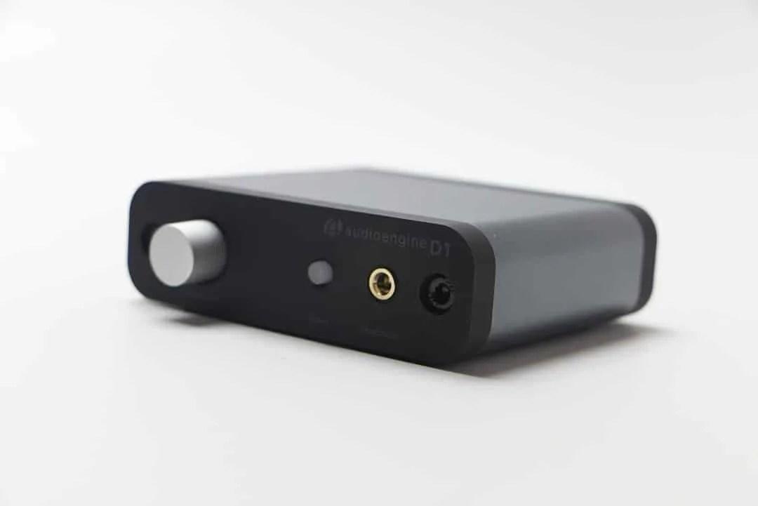 Audioengine D1 DAC Headphone AMP REVIEW