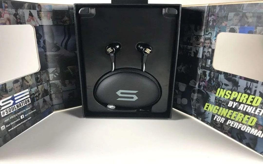 SOUL Electronics Wireless Waterproof Bluetooth Earbuds REVIEW