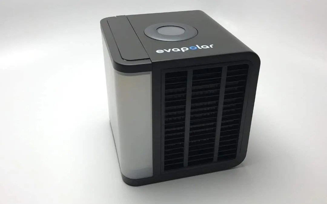 Evapolar Portable Air Cooler REVIEW Beat the Heat or Swim in the Leaks