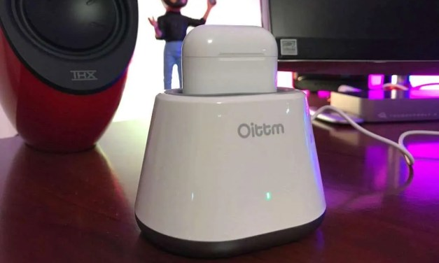 Oittm Charging Dock for Apple AirPods REVIEW