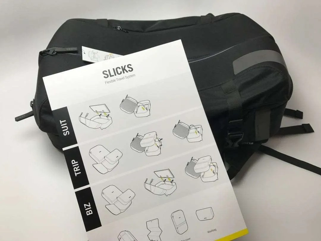 Slicks Backpack Travel System REVIEW