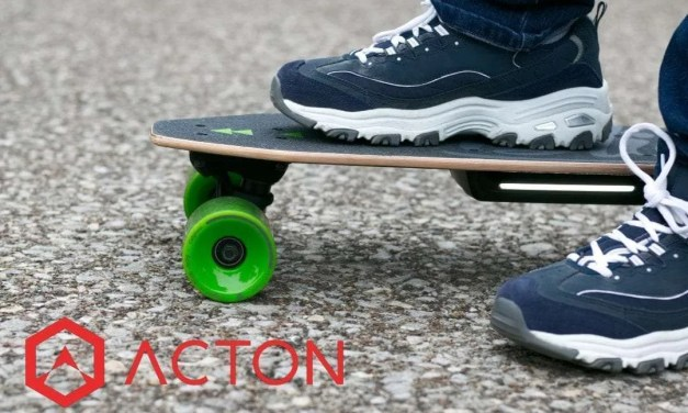 ACTON BLINK Lite Electric Skateboard REVIEW A Slick Way to Commute