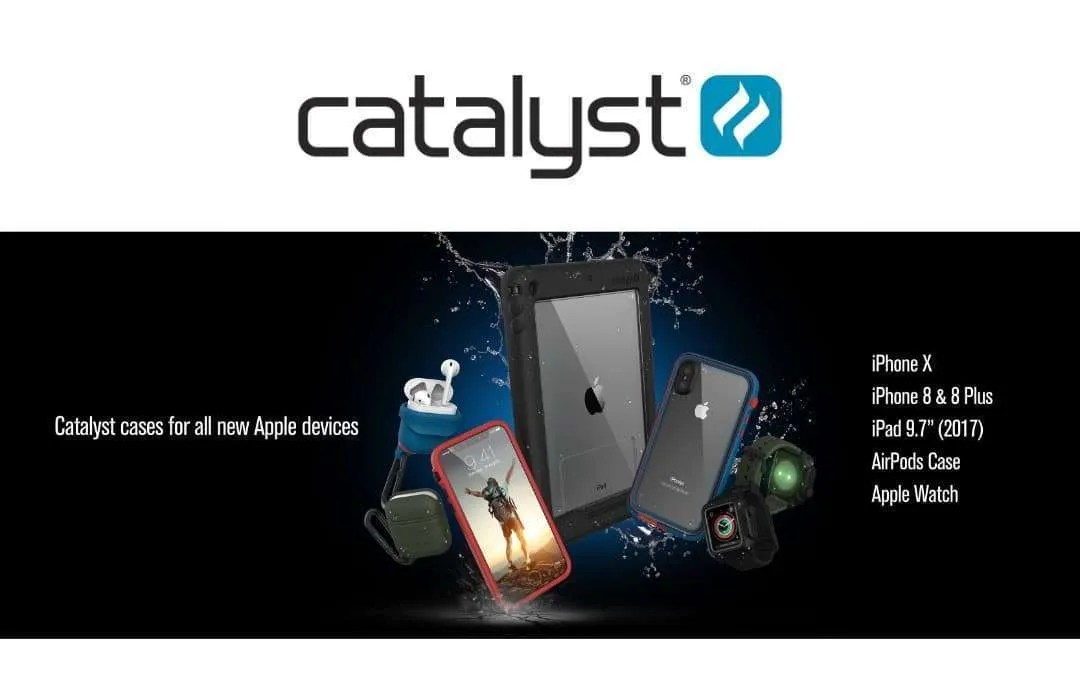 Catalyst Launches Impact Protection Case for iPhone X NEWS