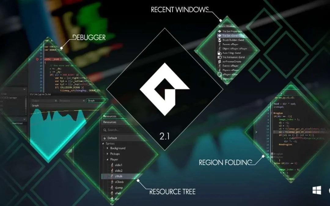 GameMaker Studio 2 Launches on macOS NEWS
