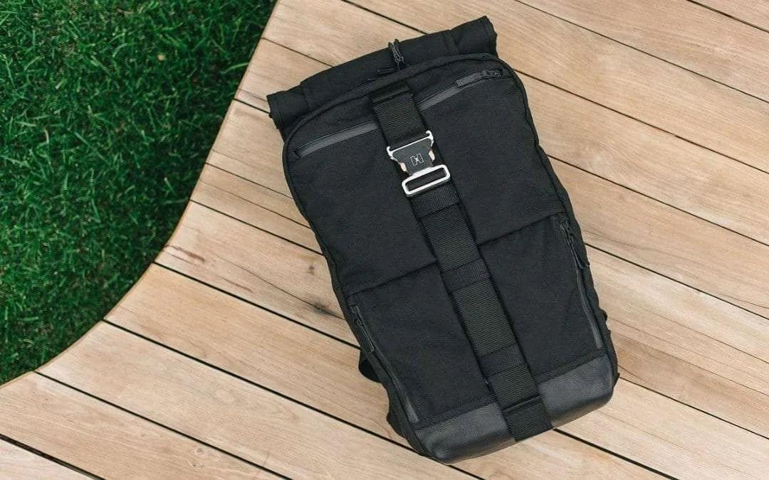 HURU Backpack Ready to Rock Kickstarter NEWS