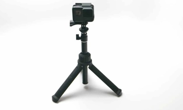 PolarPro Trippler REVIEW HandGrip Extension Pole Compact Tripod All in One