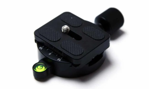 UTEBIT Arca Swiss Quick Release Plate and Adapter REVIEW