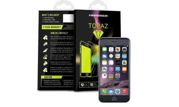 Winnergear Topaz Glass Screen Protector REVIEW