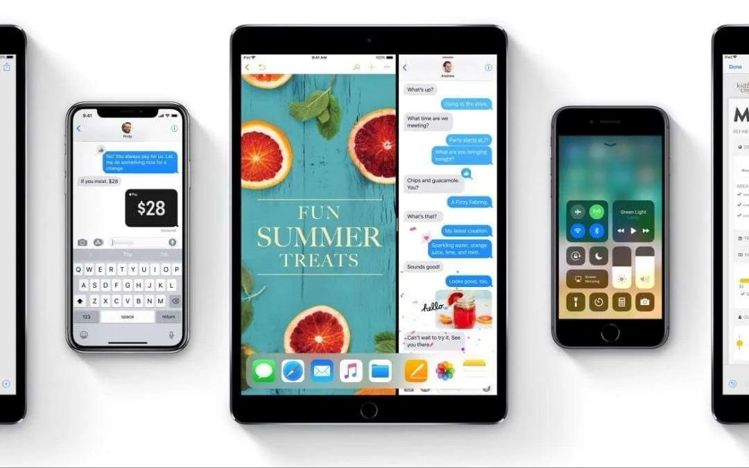 Apple Releases iOS 11 NEWS
