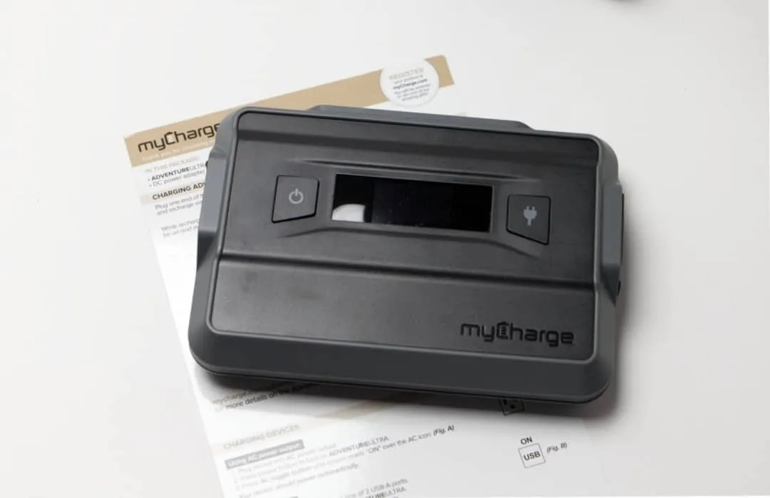 myCharge Adventure Ultra Portable Charging Hub REVIEW