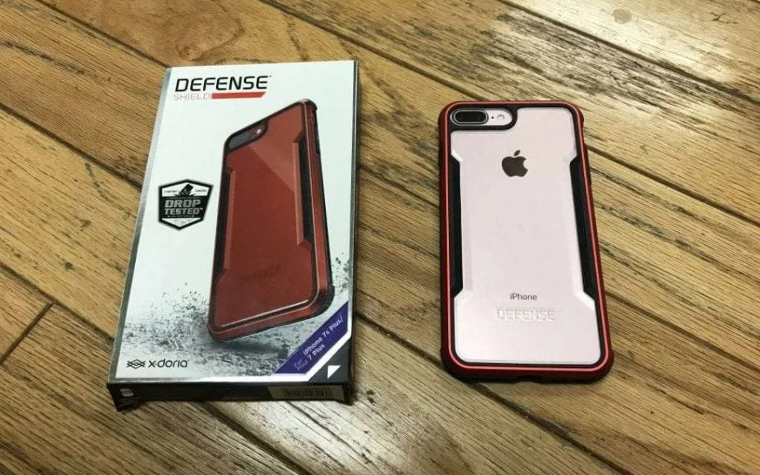 X-Doria Defense Shield Case iPhone 7 Plus and 8 Plus REVIEW Safety First