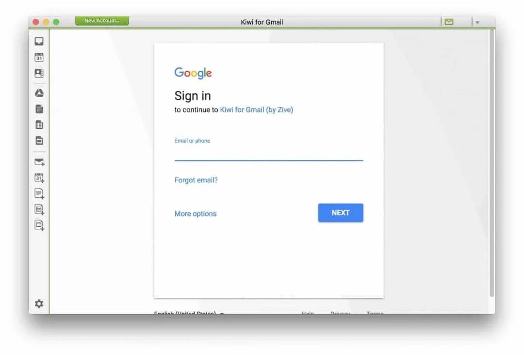 Kiwi for Gmail Mac App REVIEW