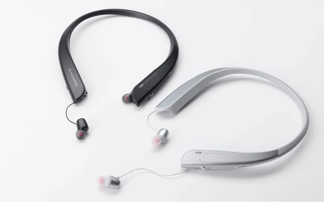 Phiaton Releases Neck Band Style BT 150 NC Earphones NEWS