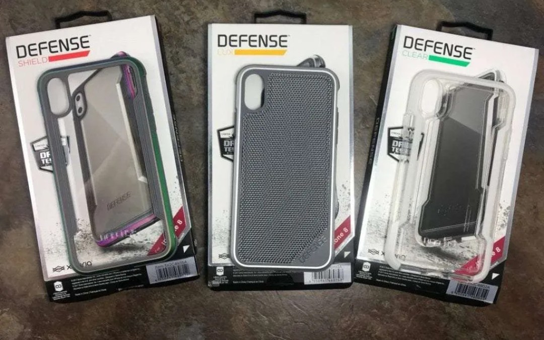 save off 9f4f7 2c568 X-doria Defense Case REVIEW Protect Your New iPhone X in Style | Mac ...