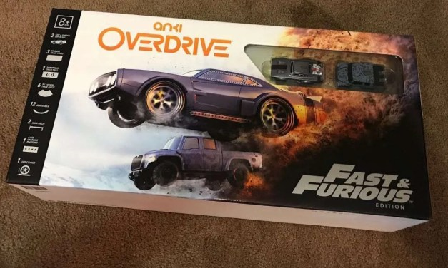 Anki Overdrive Battle Racing System REVIEW Fast and the Furious Edition brings the movie home
