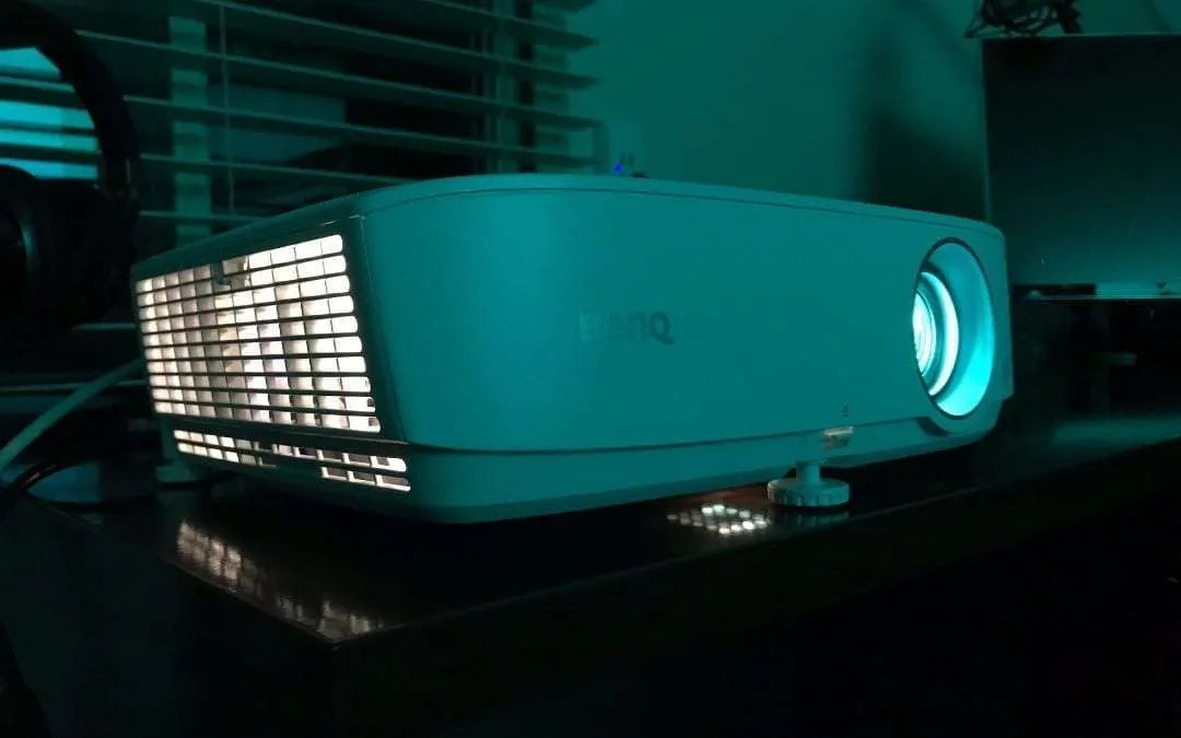 BenQ HT1070A DLP Home Theater Projector REVIEW