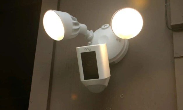 Ring Floodlight Cam REVIEW Put your fears at ease with this total security solution
