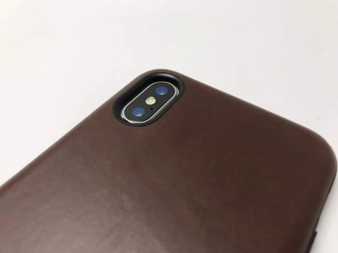 NOMAD Leather Rugged Case for iPhone X REVIEW