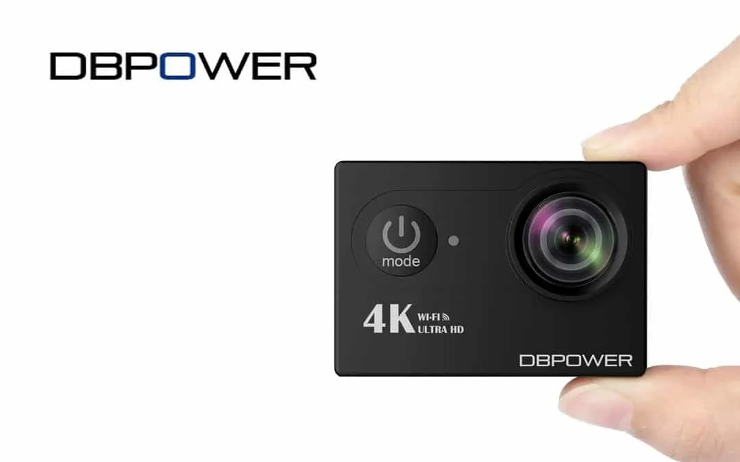 DBPOWER Action Camera Holiday Deals