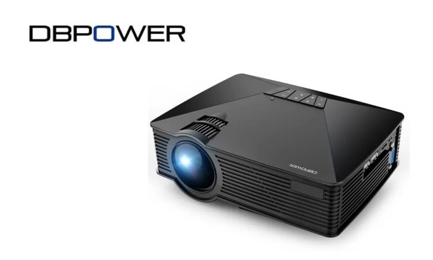 DBPOWER Video Projectors Holiday Deals