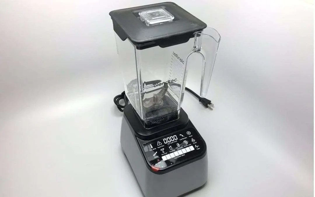 Blendtec Designer Series 8-Speed Blender REVIEW