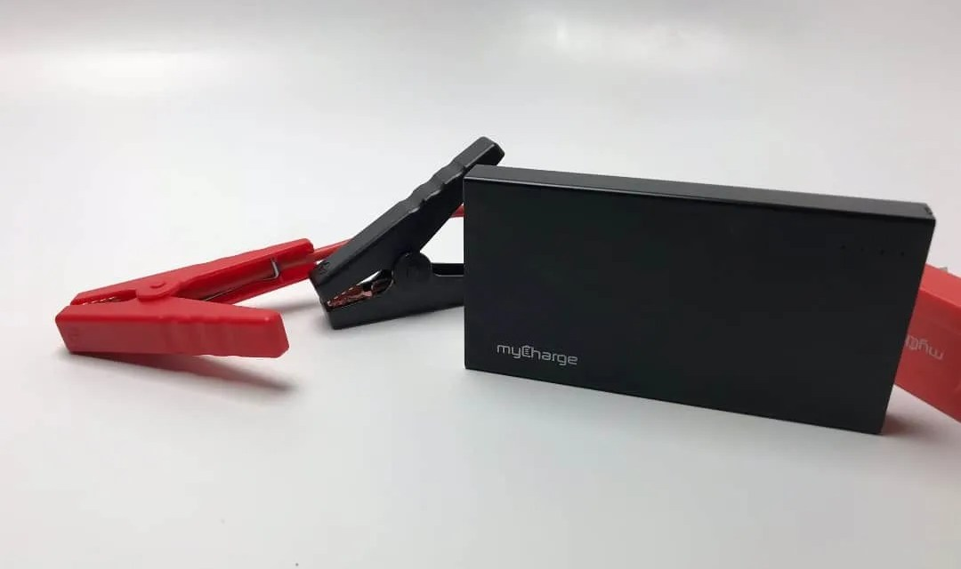 myCharge AdventureJumpStart Battery REVIEW