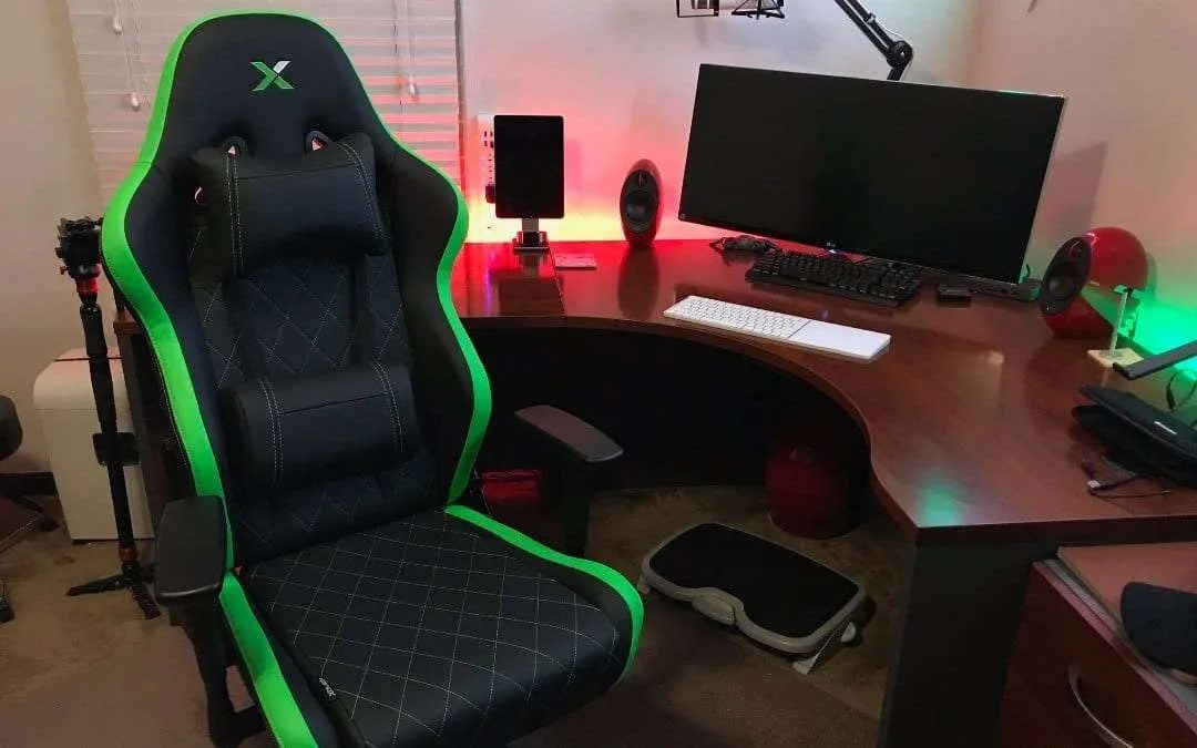xl desk chair ergonomic principles rapid x ferrino gaming review mac sources