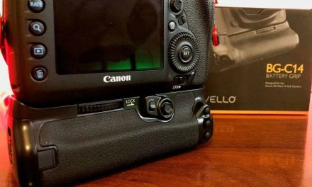 Vello BG C14 Battery Grip REVIEW Perfect for Canon 5D Mark IV