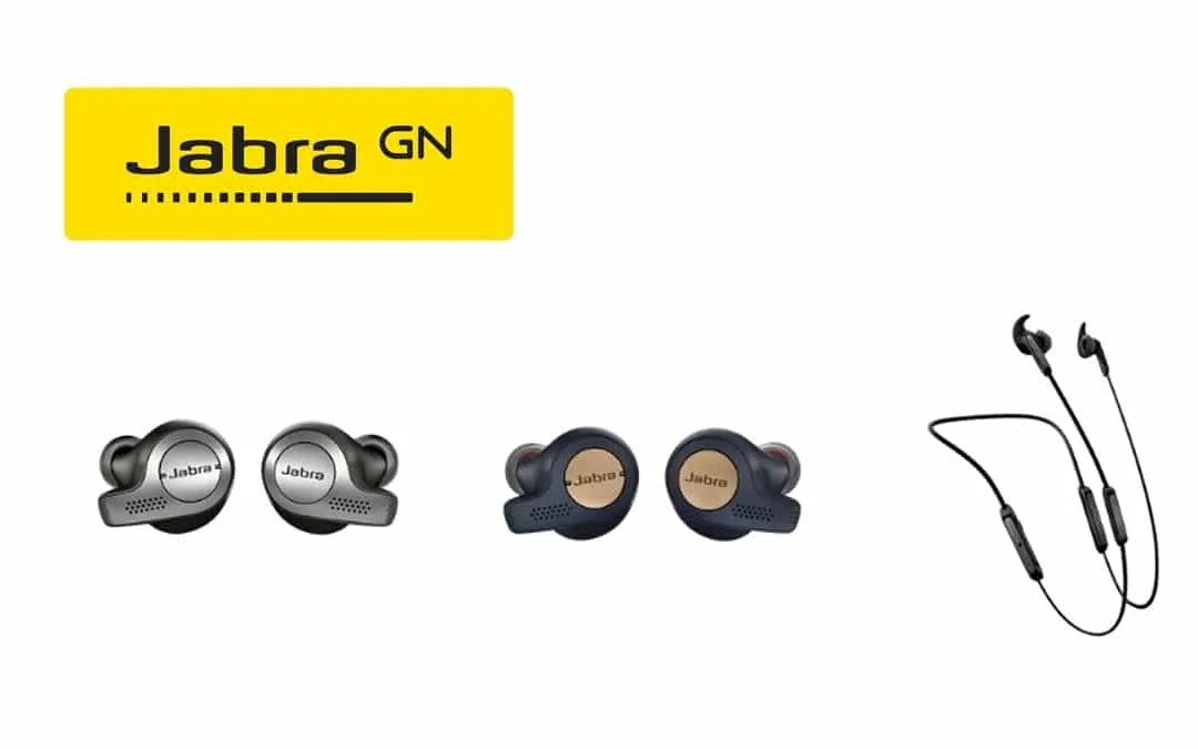 Jabra Announces Elite Franchise Line of Products at CES 2018 NEWS