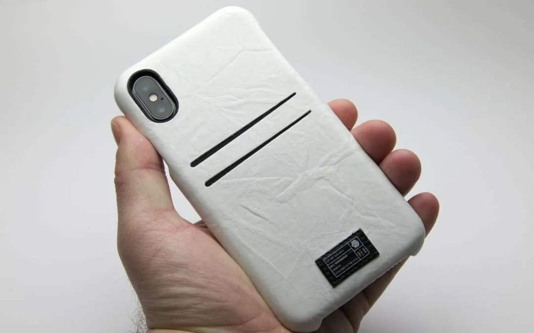 HEX SOLO Wallet for iPhone X REVIEW
