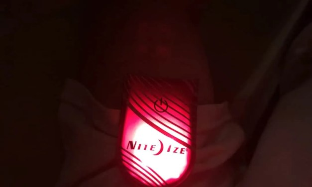 Nite Ize TagLit REVIEW Reflective, Water resistant Magnetic LED marker