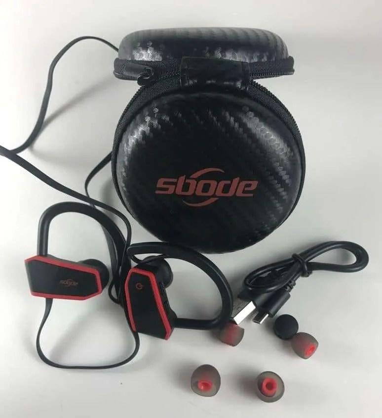 SBODE SPORT Over-The-Ear Bluetooth Headphones REVIEW