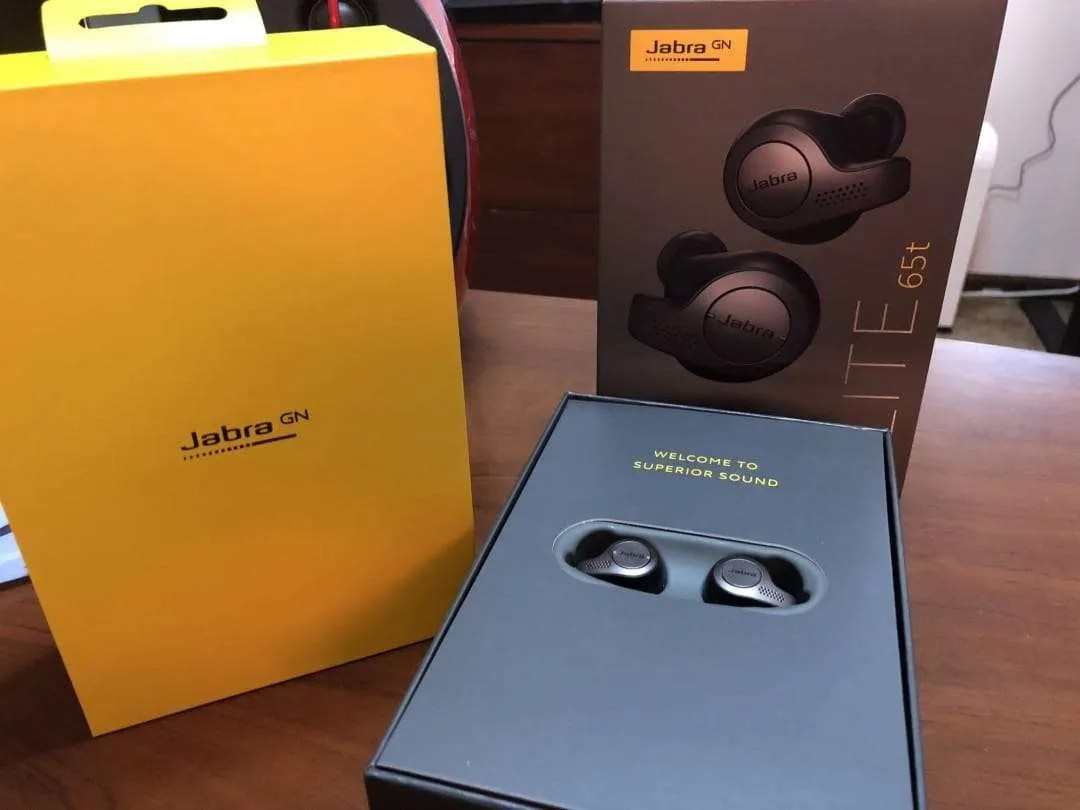 Jabra ELITE 65t Wireless Earbuds REVIEW