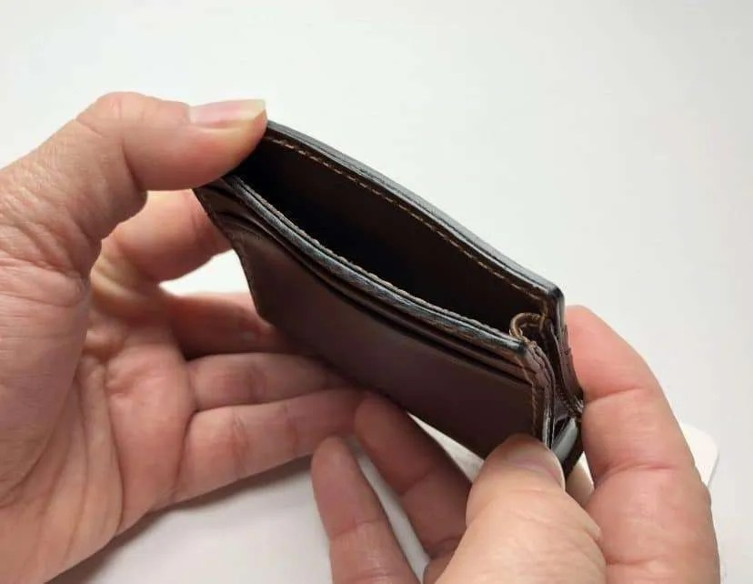 Nomad Leather Charging Wallet Slim REVIEW