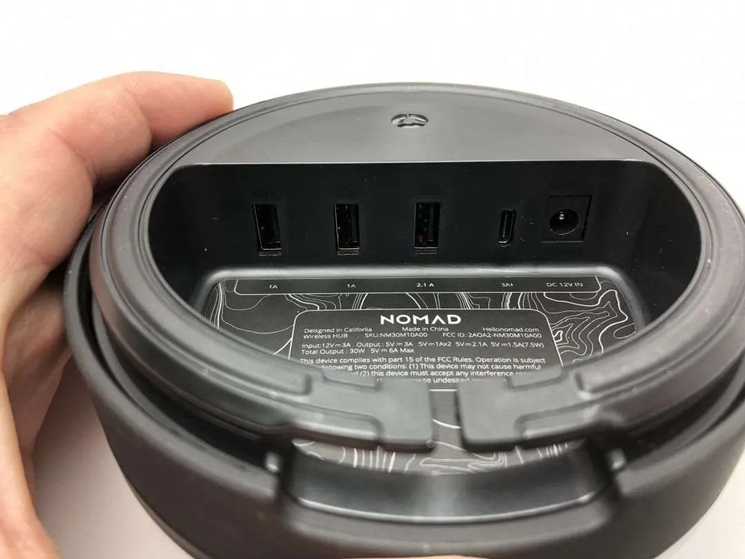 Nomad Wireless Hub REVIEW