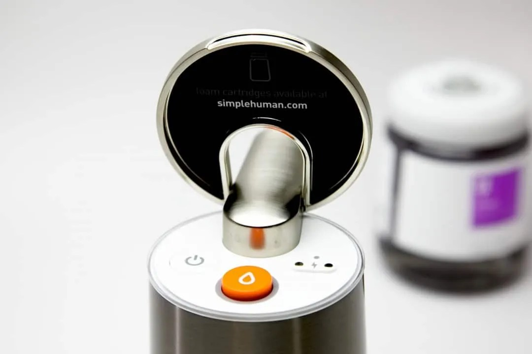 Simplehuman Foam Cartridge Sensor Pump REVIEW
