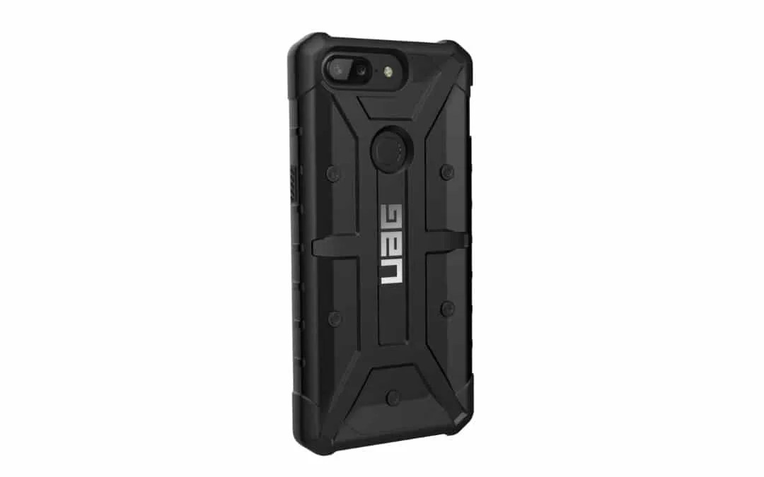 Live on the Edge With Urban Armor Gear's Drop-Tested Case for the OnePlus 5T NEWS