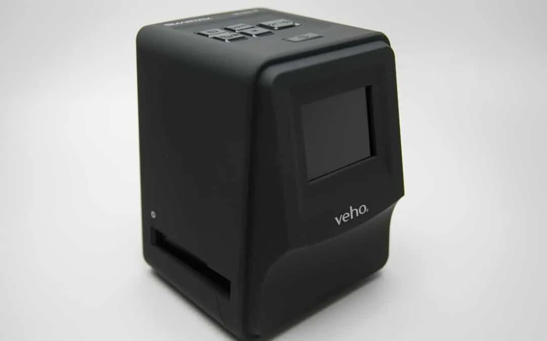 Veho Smartfix 14 Megapixel Negative Film and Slide Scanner REVIEW
