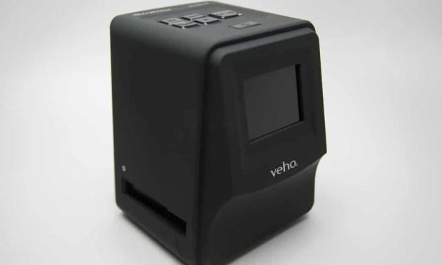 Veho Smartfix 14 Megapixel Negative Film and Slide Scanner REVIEW