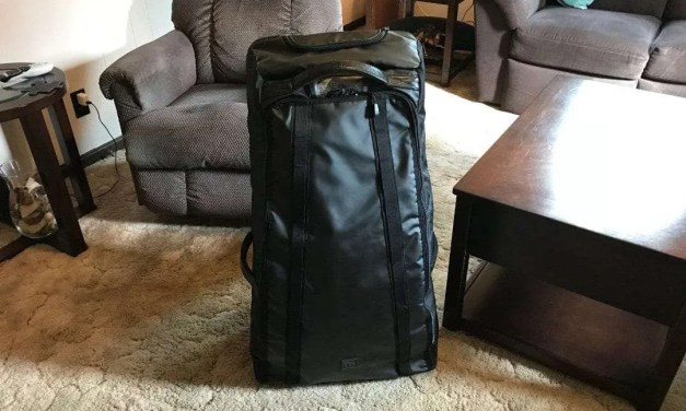 Douchebags Big Bastard 90L Rolling Duffle Bag REVIEW
