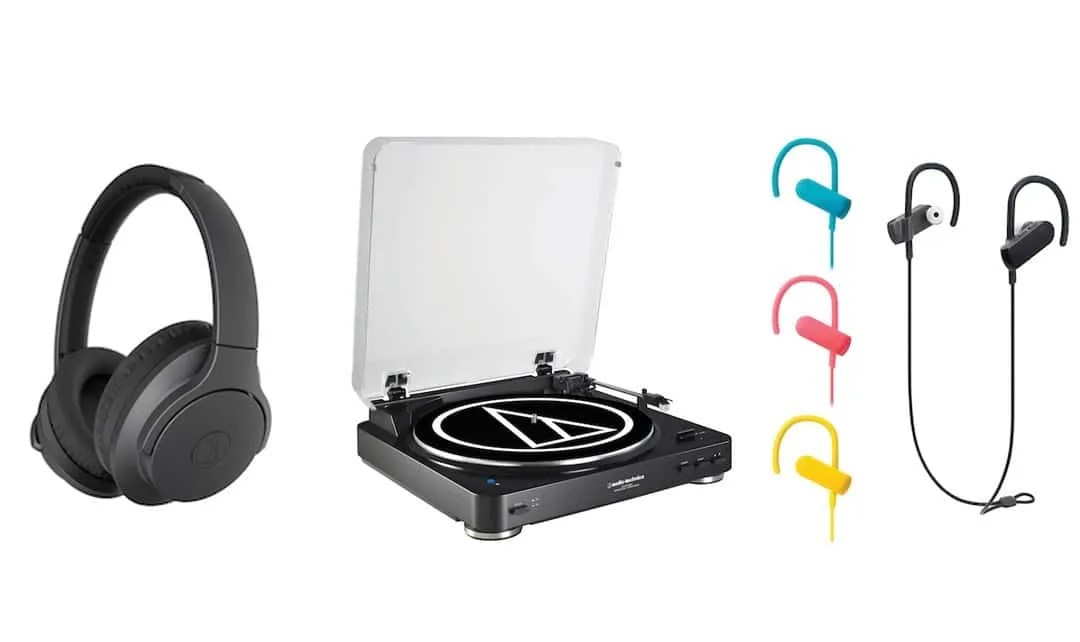 Audio-Technica's QuietPoint Wireless Headphones Make a Great Mother's Day Gift NEWS