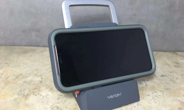 Ventev Wireless Chargestand REVIEW A Premium Charging Experience