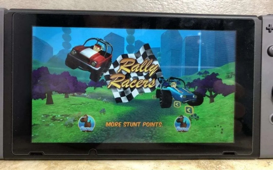 Rally Racers Switch Game REVIEW A Good Try But Not Worth the Money